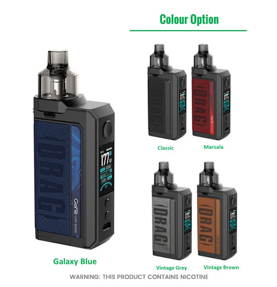 Drag Max Starter Kit by Voopoo