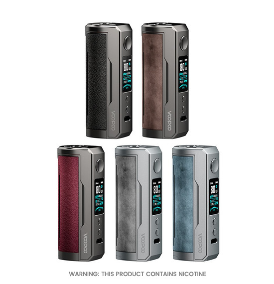 Drag X Plus Mod by Voopoo