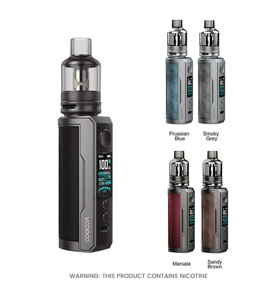 Drag X Plus Starter Kit by Voopoo