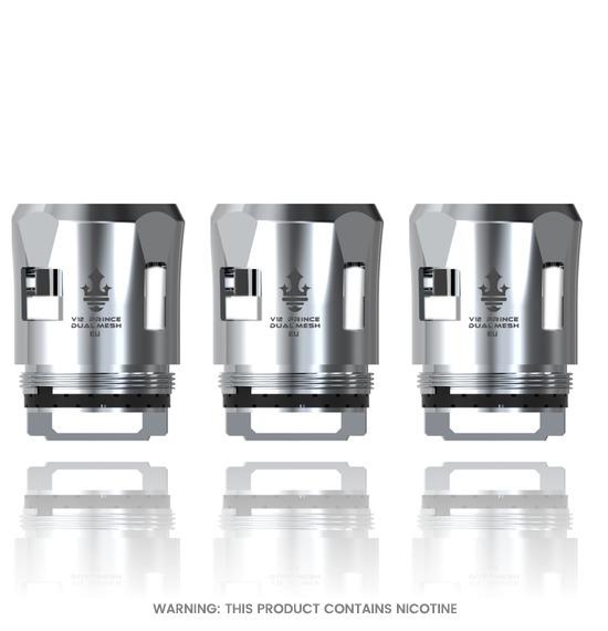 Smok V12 Prince - Dual Mesh 0.2ohm Coil