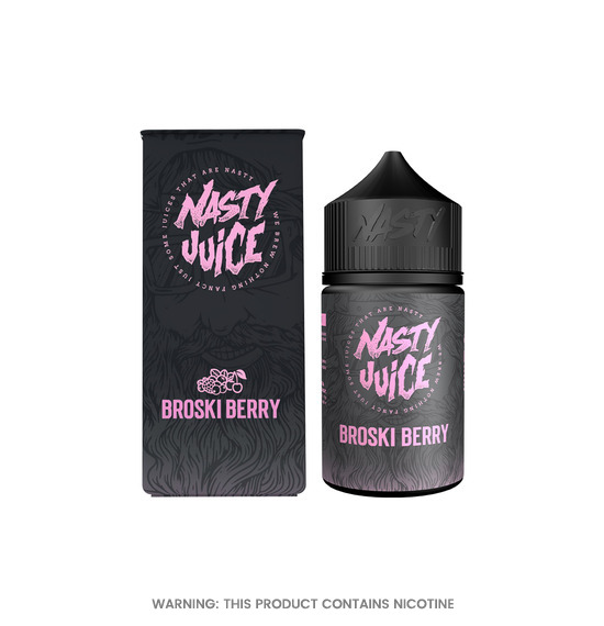 Broski Berry 50ml E-Liquid by Nasty Juice