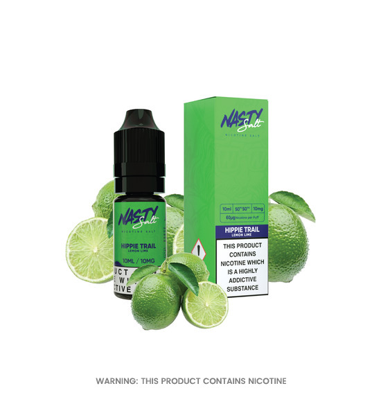 Nasty Juice Hippie Trail  Nic Salt E-Liquid 10ml