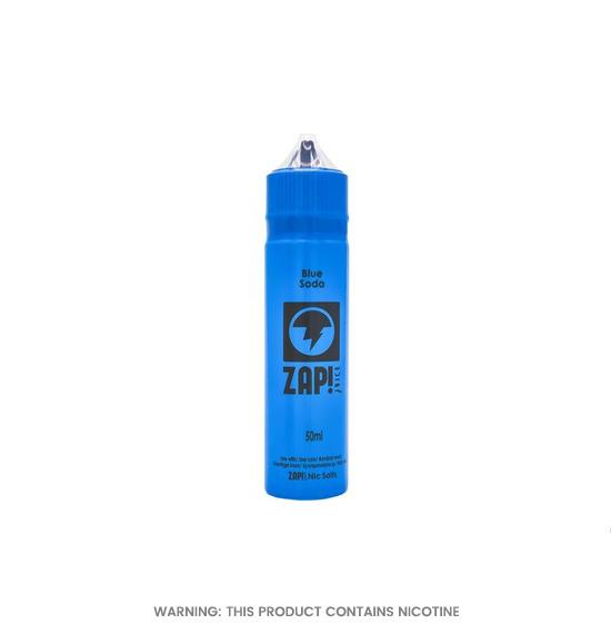 Zap! Blue Soda 50ml Short Fill E-Liquid