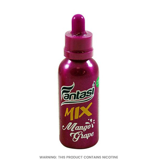 Fantasi Mango & Grape E-Liquid