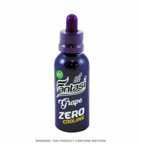 Fantasi Grape Zero Cooling