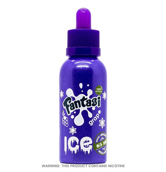 Fantasi Grape On Ice E-Liquid