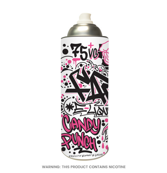 FAR Candy Punch 100ml E-Liquid by Element