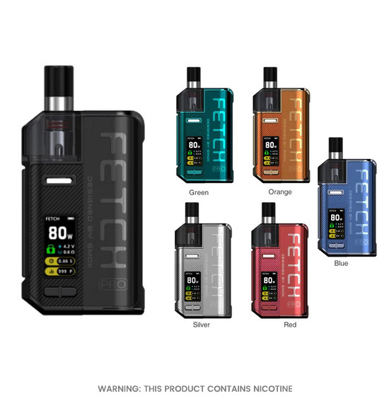 Fetch Pro Starter Kit by Smok