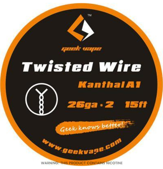 Geek Vape Twisted Wire 28 Gauge