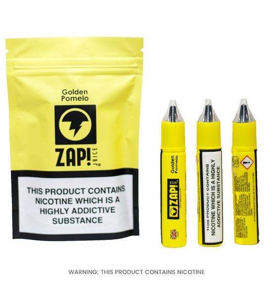 Golden Pomelo Zap! E-Liquid