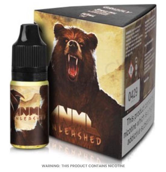Grizzly 60ml E-Liquid