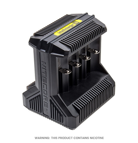 Nitecore I8 Eight Bay Charger