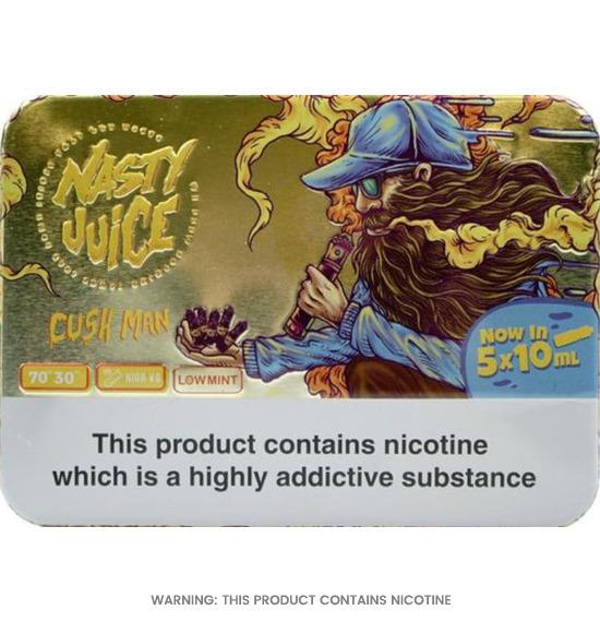 Nasty Juice Cush Man E-Liquid