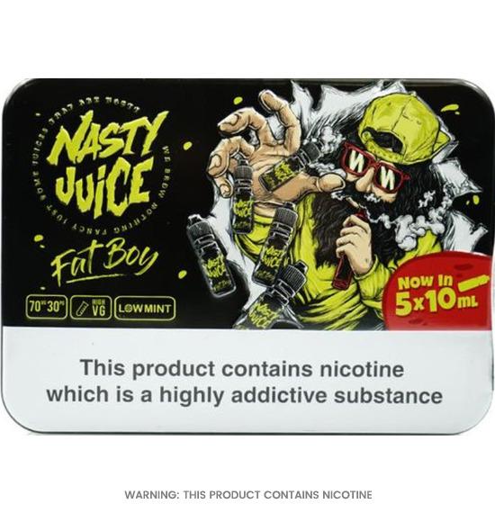 Nasty Juice Fat Boy E-Liquid