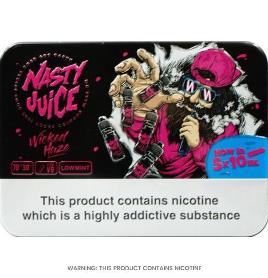 Nasty Juice Wicked Haze E-Liquid