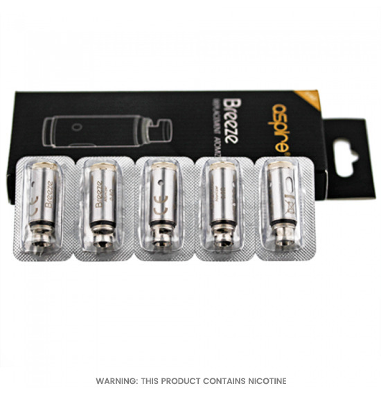 Breeze Coils 1.2ohm by Aspire