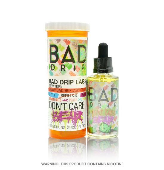 Bad Drip Dont Care Bear 60ml E-Liquid