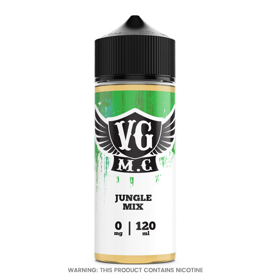 VG MC Jungle Mix E-Liquid 100ml