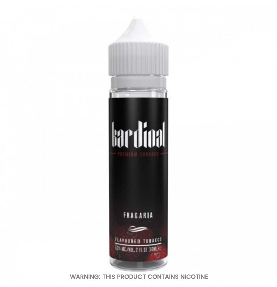 Premium Tobacco Fragaria 50ml E-Liquid by Kardinal