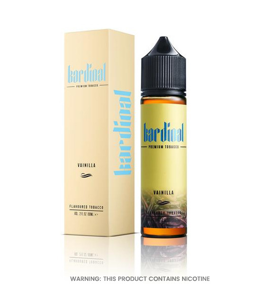 Vainilla  50ml E-Liquid by Kardinal