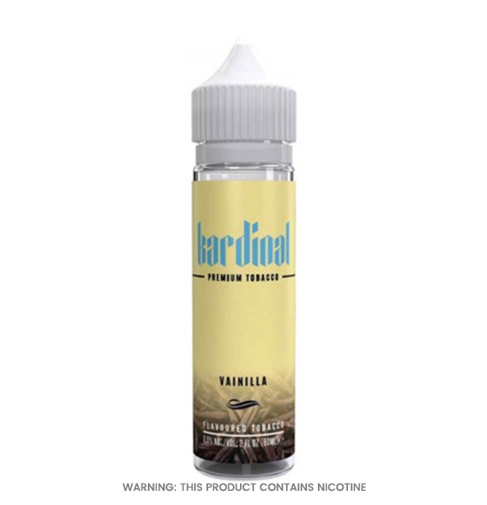 Premium Tobacco Vanilla 50ml E-Liquid by Kardinal