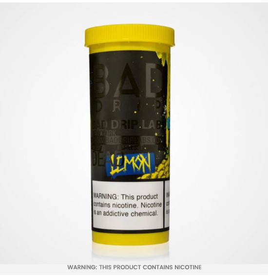 Bad Drip Lemon E-Liquid 50ml