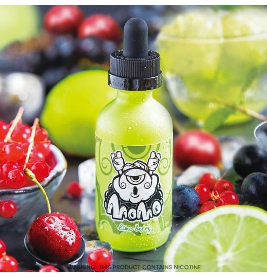 Lime Berry 50ml E-Liquid by Momo