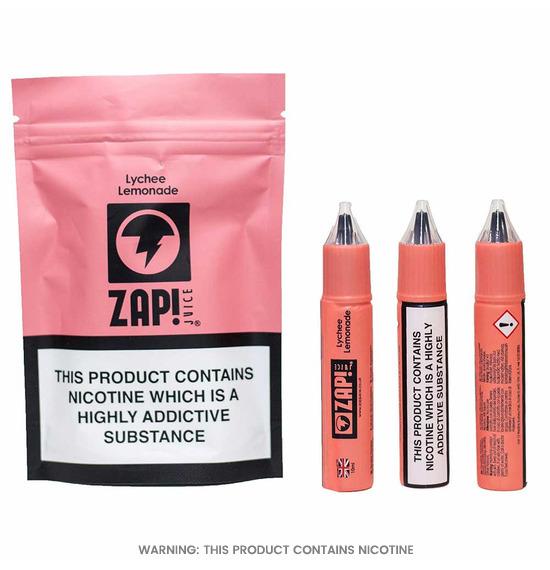 Lychee Lemonade Zap! E-Liquid