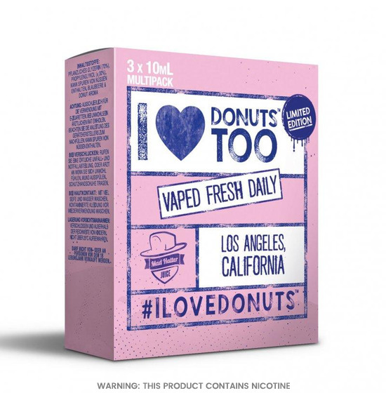 I love Donuts too Mad Hatter
