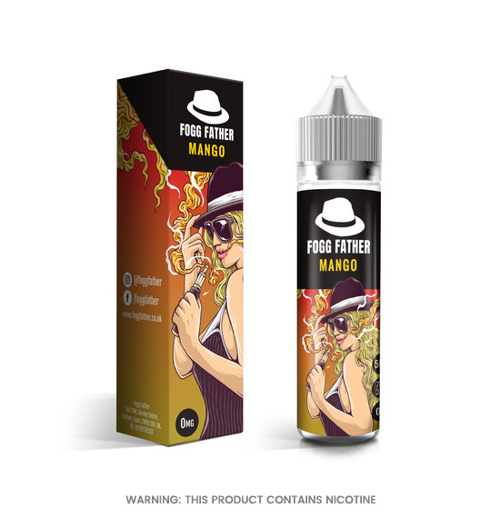 Fogg Father Mango E-Liquid 50ml