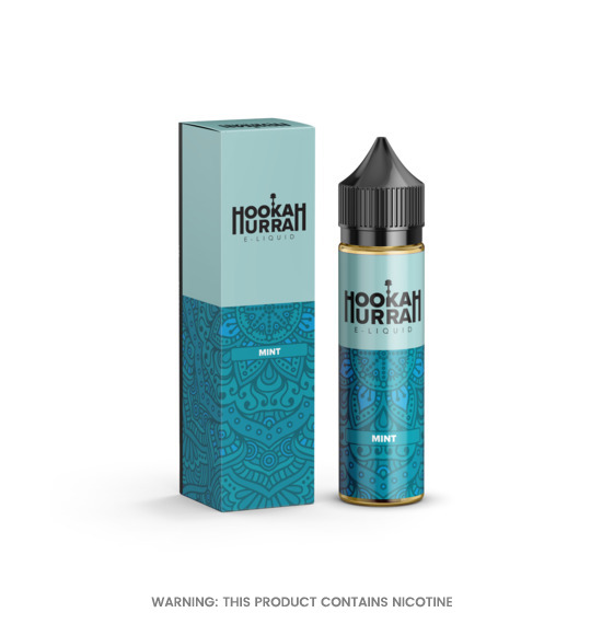 Mint 50ml E-Liquid by Hookah Hurrah