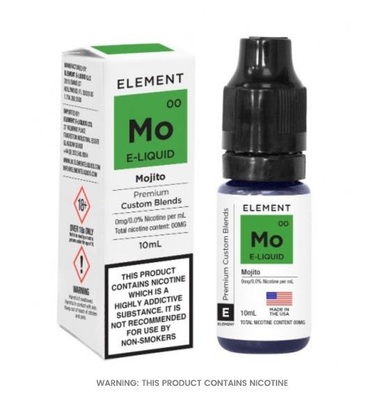 Mojito 50/50 E-Liquid