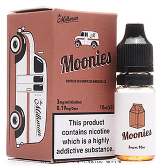 Moonies 30ml E-Liquid