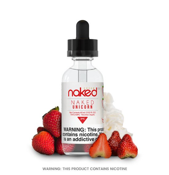 Naked Unicorn 50ml E-Liquid by Naked 100