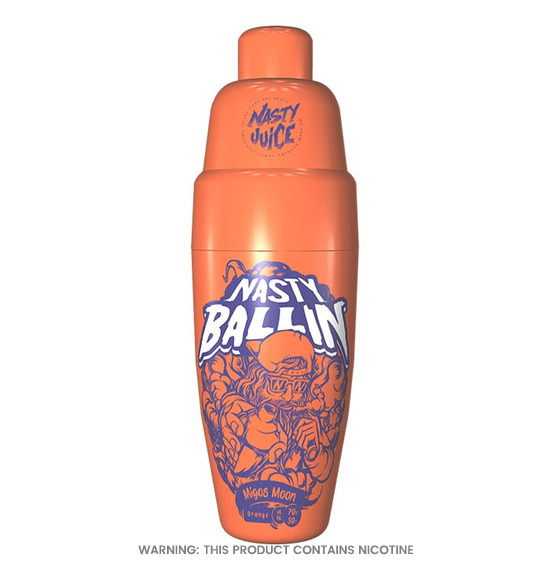 Nasty Ballin Migos Moon 50ml E-Liquid