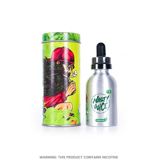 Nasty Juice Green Ape Short Fill E-Liquid
