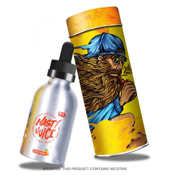 Cush Man 50ml E-Liquid by Nasty Juice