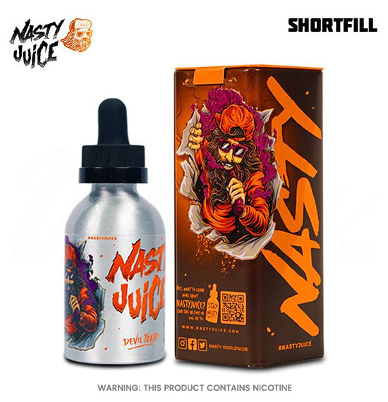 Devil Teeth 50ml E-Liquid by Nasty Juice