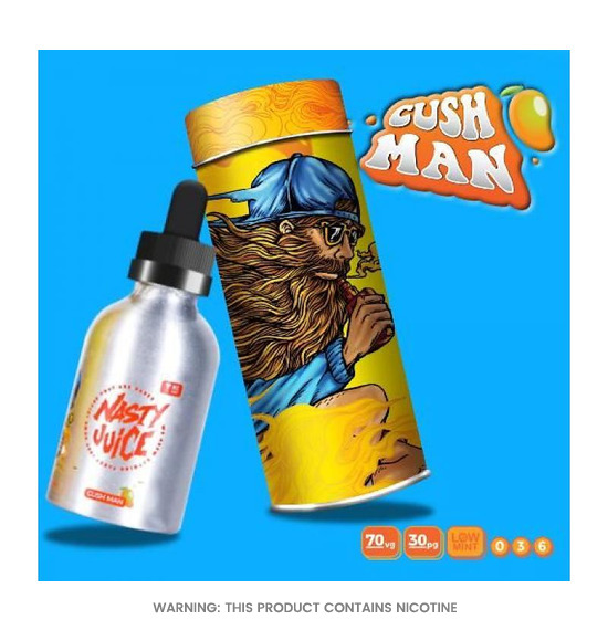 Nasty Juice Cush Man Short Fill E-Liquid