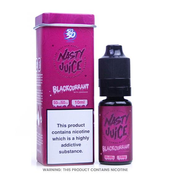 Wicked Haze 10ml E-Liquid by Nasty Juice