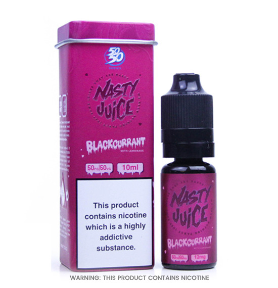 Nasty Juice Wicked Haze 50/50 E-Liquid 10ml