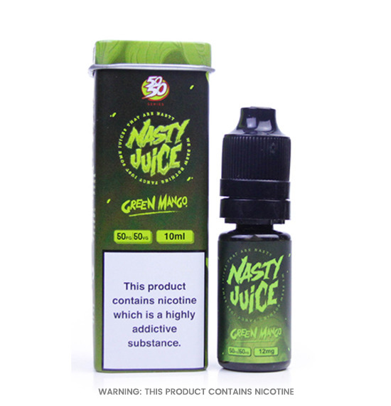 Fat Boy 10ml E-Liquid by Nasty Juice