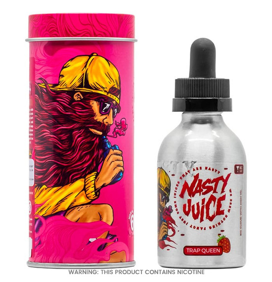 Nasty Juice Trap Queen Short Fill E-Liquid