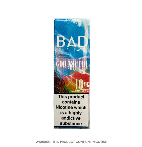 Bad Drip God Nectar Nic Salt E-Liquid 10ml