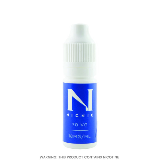 Nicotine Shot 10ml by Nicnic