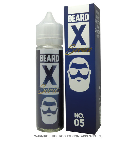 NO.05 50ml E-Liquid By Beard
