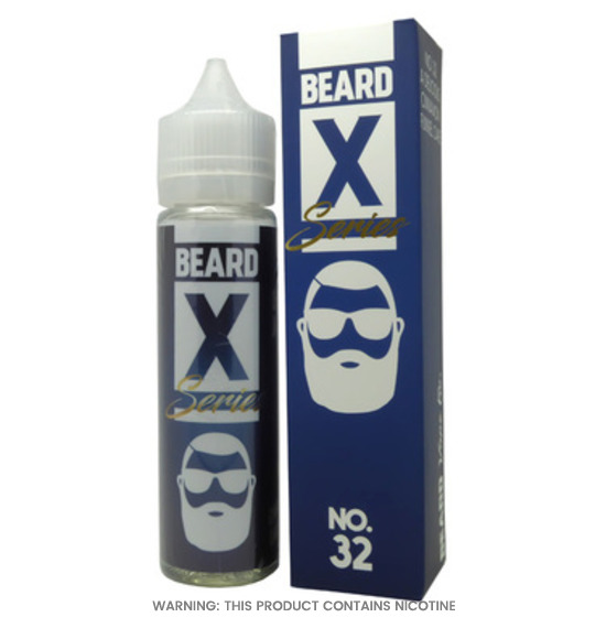 Beard No.32 E-Liquid 50ml