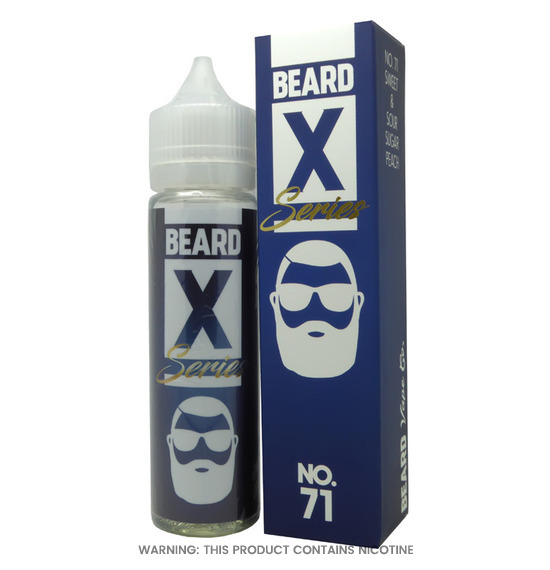 NO.71 50ml E-Liquid By Beard