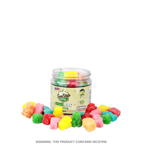 Gummy Bears CBD Gummies By Sun State Hemp