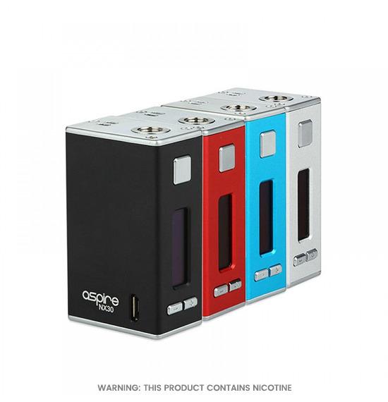 Aspire NX30 Mod Box